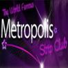 Metropolis Strip Club London logo