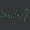 Number 7  Aberdeen logo